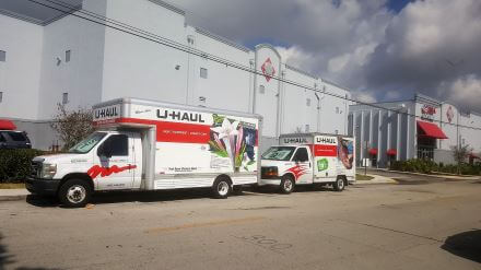 USA Self Storage - Ft. Lauderdale Florida